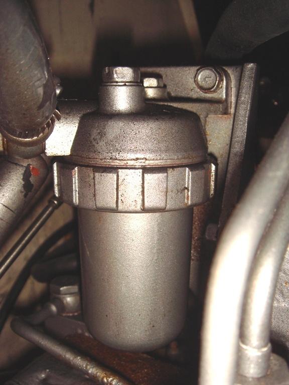 Yanmar Fuel Filter Co musisz wiedzieć o filtrze paliwa?